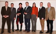 """Ein großes Vertrauen der Mitglieder: Der neue """"alte"""" BDS-Vorstand! (es fehlt der 2. Vorsitzende Udo Keller)"""